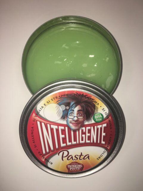 Pasta Intelligente - Ectoplasma - totalmente in italiano