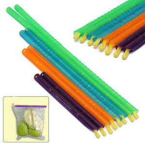 4-Sizes-Fresh-Food-Snack-Clip-8pcs-Seal-Stick-Storage-Chip-Bag-Grip-Coffee-U87