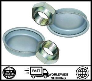Peugeot BNIB 106,205,206,306,309, Brake Drum Nut & Cap