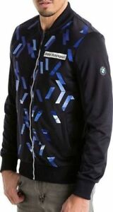 cbe0421d24c4 Puma Bmw Motorsport Men s Premium MSP T7 Track Jacket Team Navy Blue ...