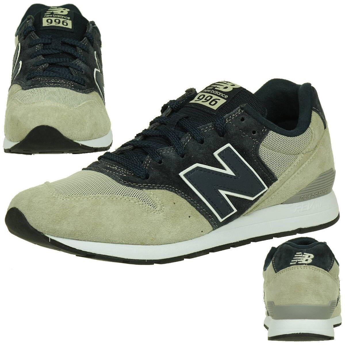 New Balance MRL996KA Classic Sneaker Herren Schuhe grau 996