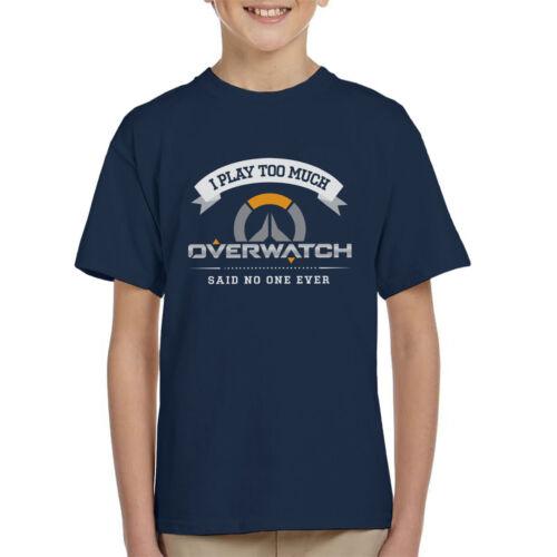 IO interpreto troppo addosso detto NO ONE KID/'S T-shirt
