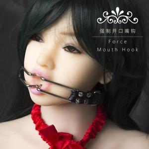 Health & Beauty Slave Kinky Sm Harness Force Mouth Hook Health Care