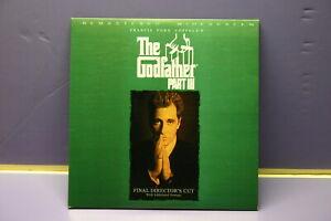 The Godfather Part III (Laserdisc, 2-Disc Set)