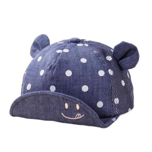 Baby Hat S Filles Garçons Nouveau-né Bonnet en tricot souris Crochet Casquette Disney Minnie Mickey