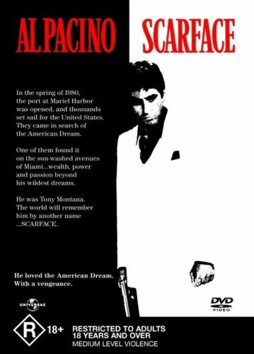 1 of 1 - Scarface (DVD, 2002)