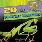 20 Fun Facts about Praying Mantises by Adrienne Houk Maley (Hardback, 2013)