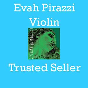 Pirastro Evah Pirazzi Violin D String 4/4 Medium