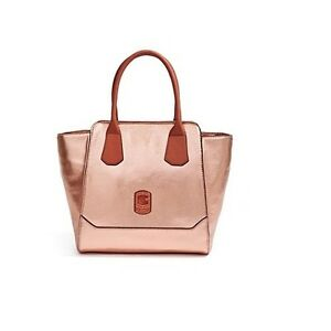 Sac Asherton All Bandoulière Or Neuf Rose Cuir Carry Guess Simili a8wqFP