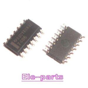 5 PCS SN7406DR SOP-14 SN7406D SN7406 7406 BUFFERS//DRIVERS IC