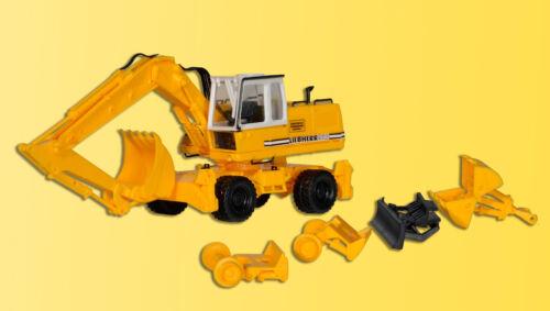 Liebherr Escavatore mobile a922 con dispositivi di coltivazione #neu in OVP # Kibri 11264 traccia h0