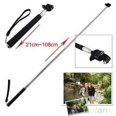 First-rate Extendable Handheld Monopod Tripod Mount For Gopro Hero 3/2/1 Camera