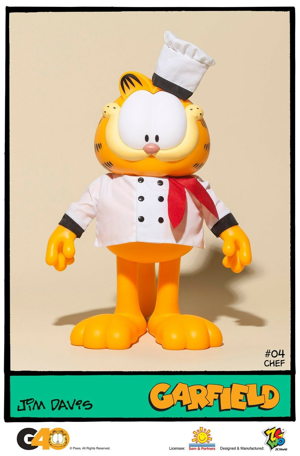 Garfield - master - serie 04 (koch)