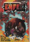 enfer magazine n° 8 decembre 1983 iron maiden/johnny winter/def leppard/zz top