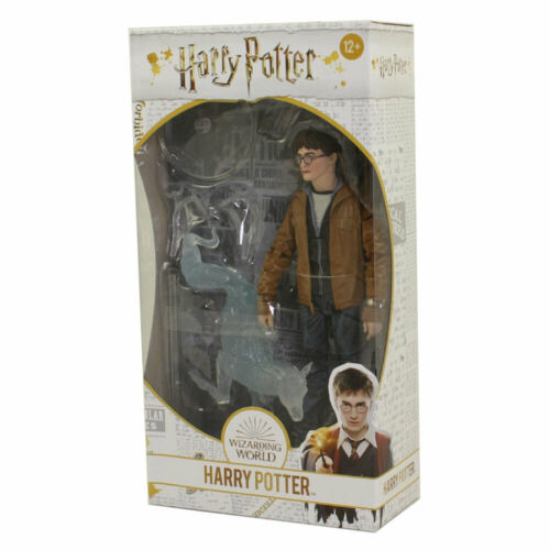 HARRY 2 Harry Potter /& The Deathly Hollows Pt McFarlane Toys Action Figure