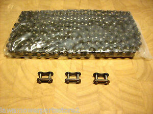 Drive Chain For Mclane Reel Tiff Front Throw Mower 1092 Ebay