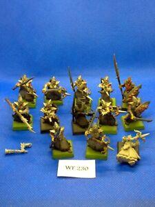 Warhammer-Dark-Elves-Spearmen-amp-Crossbowmen-x13-WF230