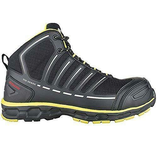 Toe Guard Jumper Hiker Safety Boots Composite Lightweight by Snickers SOCKS