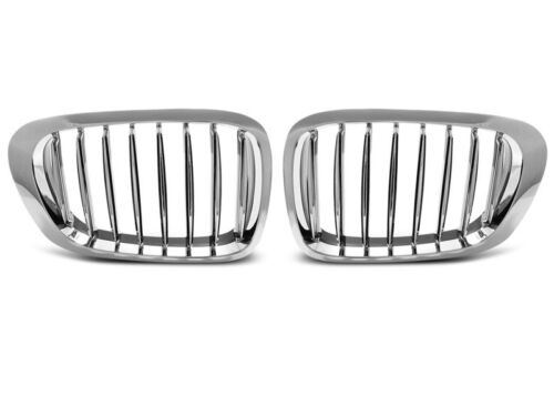 CONVERTIBLE 1999 2000 2001 2002 2003 CHROM GRILL GRBM05 BMW 3 SERIES E46 COUPE