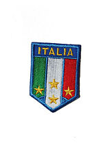 NIGERIA FOOTBALL ASSOC. FIFA CUP IRON-ON PATCH CREST BADGE 2.5 INCH IN DIAMETER