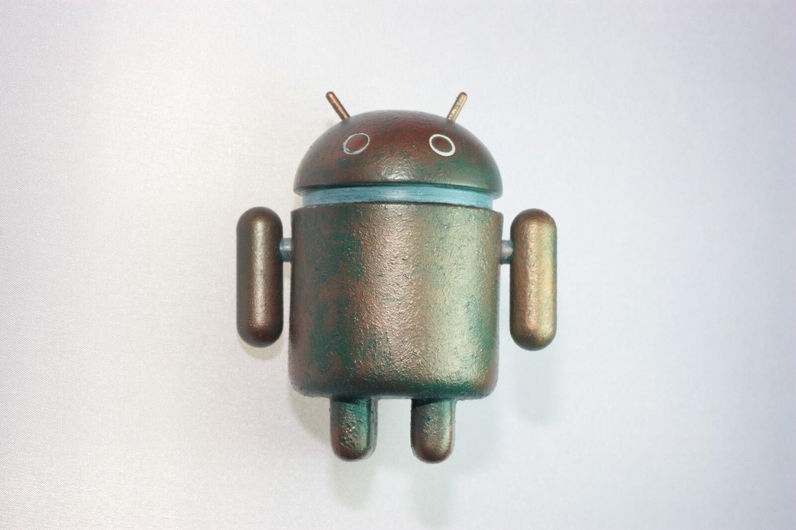 Android Mini Collectible Vinyl Figure Series 1 - RUSTY (RARE)