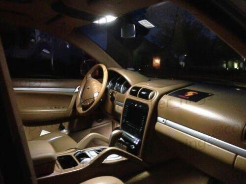 11X White LED Interior Package Lights Kit FOR BMW X5 E70 2007+