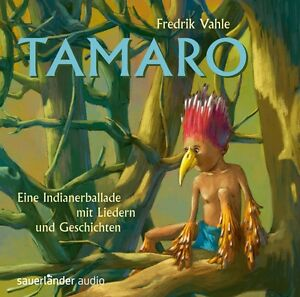 FREDRIK-VAHLE-TAMARO-CD-NEU