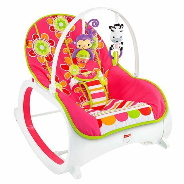 BABY ROCKER INFANT to Toddler Rocking Newborn Crib Swing Seat Chair Bouncer ...