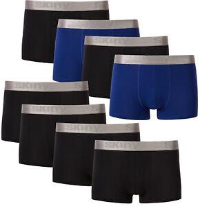 4er Pack Skiny Herren Pants Slips Boxershorts Hipster Boxer ehemalige UVP 39,98€
