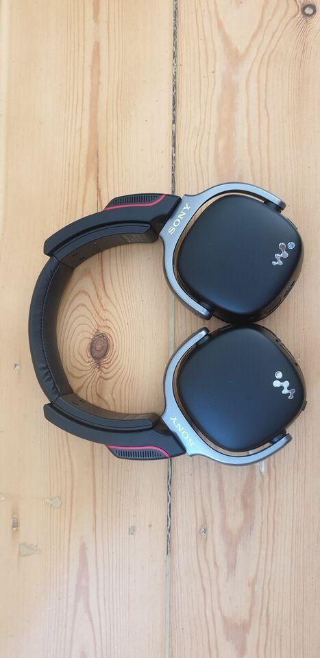 trådløse hovedtelefoner, Sony, NWZ-WH303
