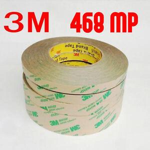 Nastro biadesivo transfer 3M 468MP incollaggio lunga durata di targhe e pannelli
