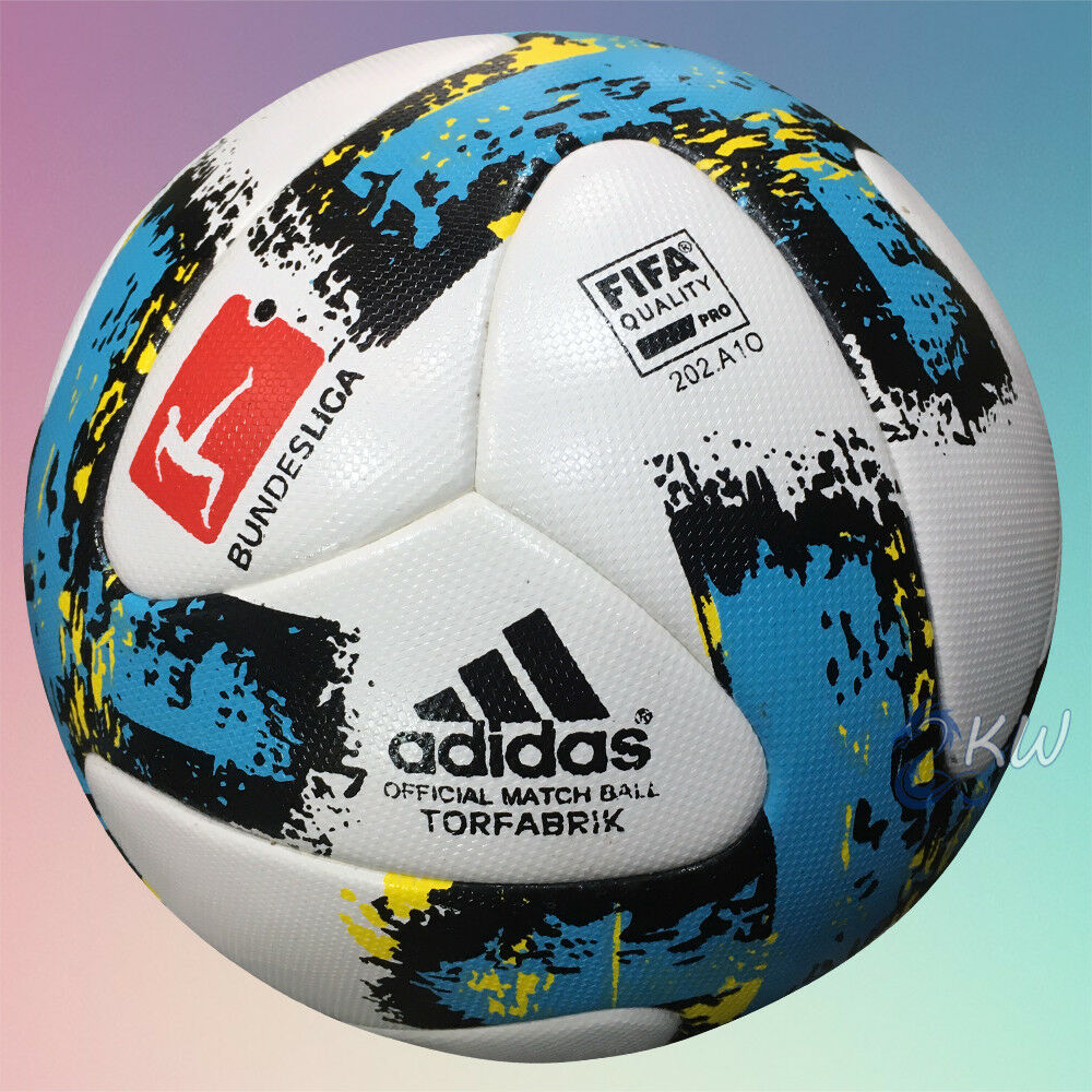 classic fit new specials pre order Details about NEW ADIDAS TORFABRIK OFFICIAL MATCH SOCCER BALL A+ BUNDESLIGA  GERMAN SIZE 5