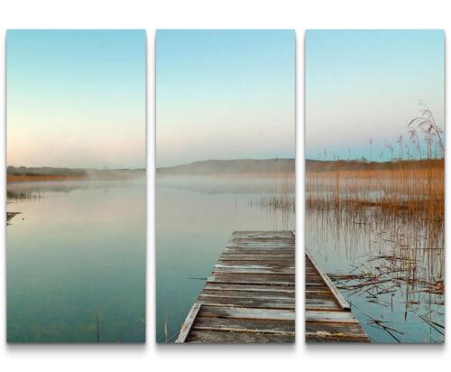Landschaftsfotografie – Sonnenaufgang im Nebel Leinwandbild