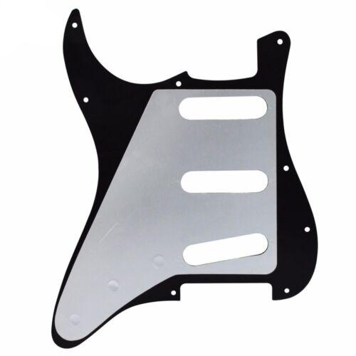 Strat Stratocaster E-Gitarre Schlagbrett Schlagbrett USA Mex Passt Sss