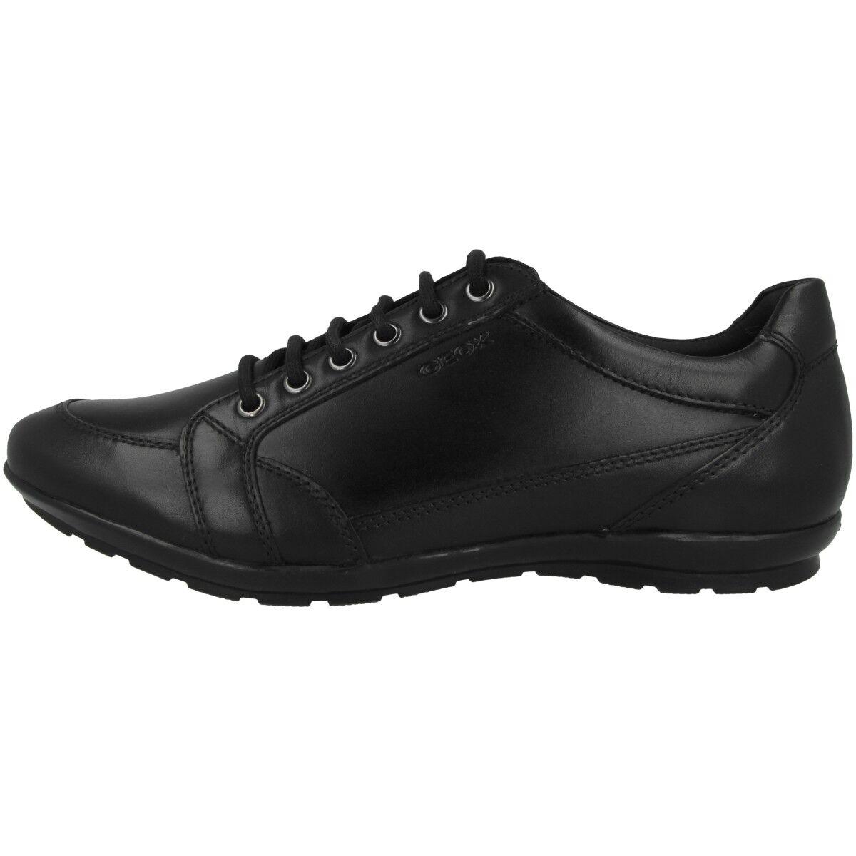 Geox U à Motif D Chaussures Mocassins pour Hommes à Lacets paniers