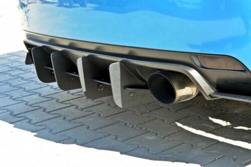 09-11 Heckansatz Heckschürze approche Cup Diffuseur pour Subaru Impreza WRX STI Bj