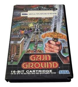 Gain-Ground-Sega-Mega-Drive-PAL-Complete