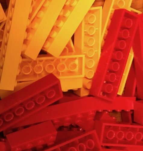 Lego 5 Medium Stone Grey Chain  21 Links 16 Studs Long Castle Train /& More