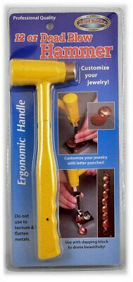 Bead Buddy 12oz Dead Blow Hammer With Ergonomic Handle Free Shipping Ebay A huge thank you for all your support and looking forward to a great year!! ebay