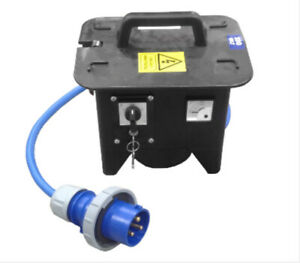 HSE-Safety-Kit-Box-230V-For-Leister-Welding-Machines-RCCB