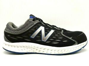 Details about New Balance 420 V3 Black Blue Mesh Lace Up Running Shoes Men's 11.5 EEEE / 4 E