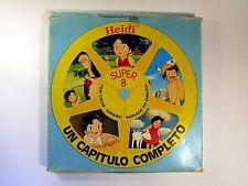 HEIDI Arupusu no shojo Haiji #11 ► 1976 Vintage Super 8 mm Zuiyo Anime Trickfilm