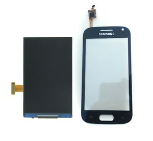 For-Samsung-Galaxy-Ace-2-I8160-LCD-Touch-Screen-Digitizer-Lens-Front-Glass-Black