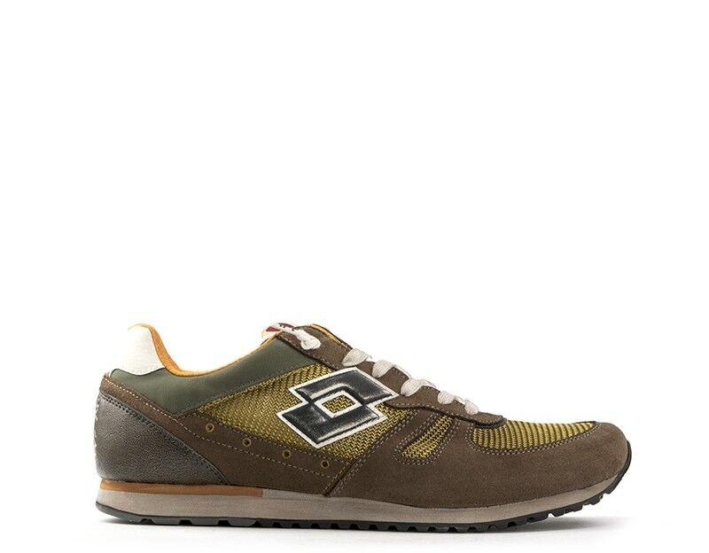 Schuhe Mann LOTTO LEGGENDA Mann Schuhe MARRONE/GIALLO Naturleder,Stoff,Wildleder  R7040MG f57a88
