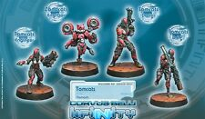 Infinity BNIB Nomads - Tomcats, Special Rescue Team Box Set 280568