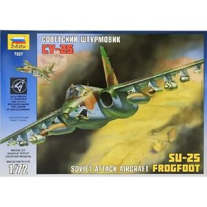 The Attack Aircraft Su-25 and Its Derivatives (Soviet/Russian Attack Jet)