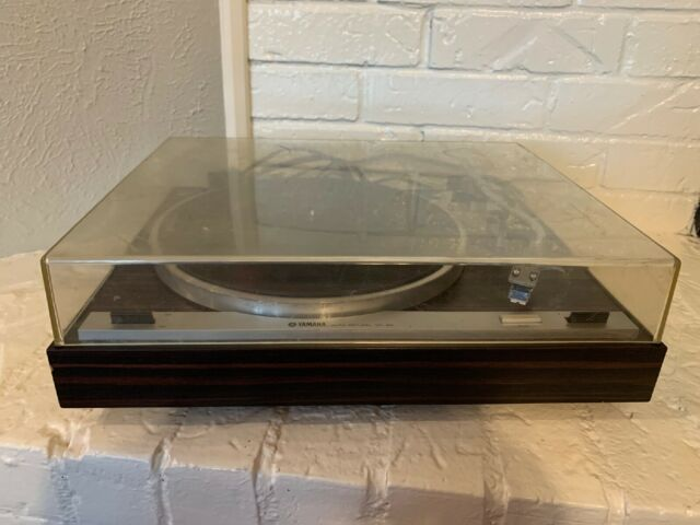 Yamaha YP-B2 Belt Turntable New Parts!