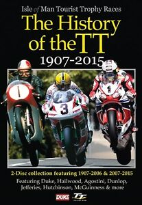 The-History-of-The-TT-1907-2015-New-2-DVD-set-Isle-of-Man-Hailwood-Agostini