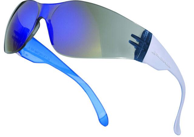 DELTA Plus Venitex EGON SMOKE Protettiva sicurezza Eyewear Occhiali Lab specifiche DPI
