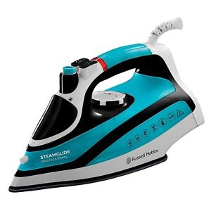 Russell-Hobbs-21370-Steam-Glide-Professional-Steam-Iron-2600W-with-Self-Cleaning